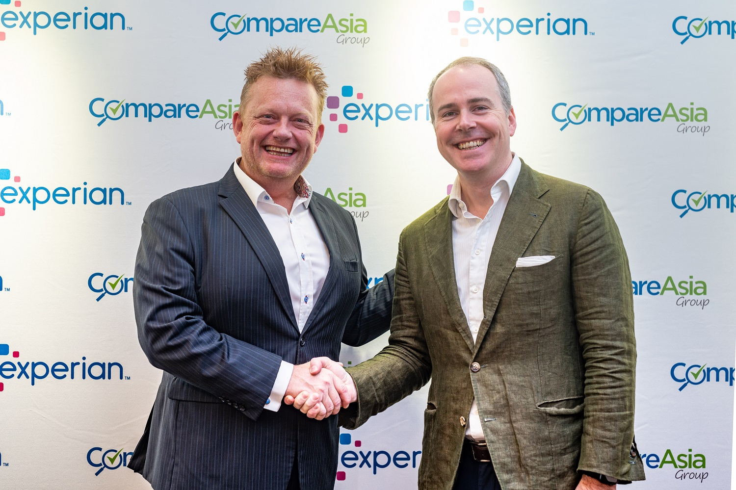 Experian Leads US$20M First Close of Series B1 Investment in CompareAsiaGroup